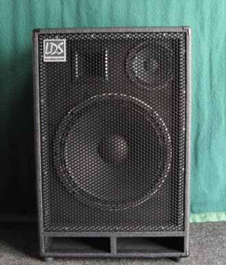 Low Down Sound 115 NHo-EM Bass Cab